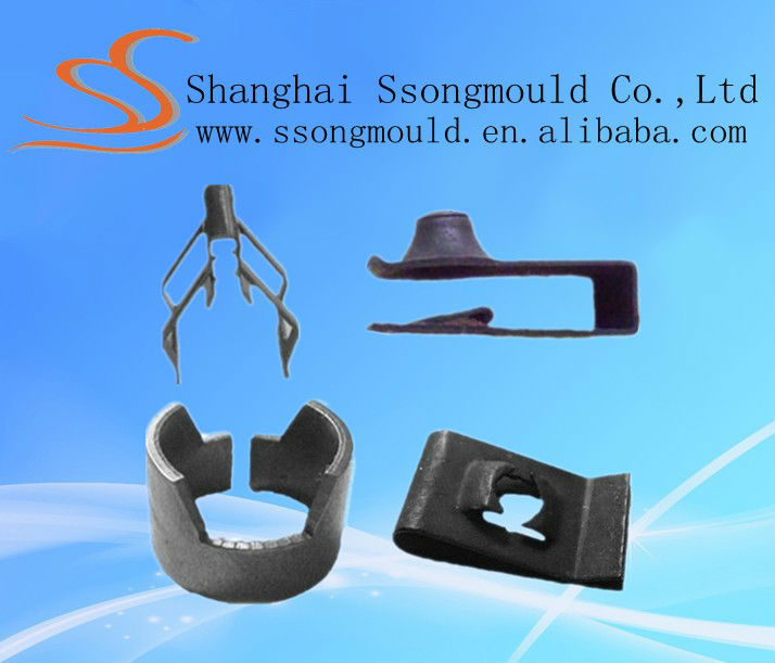 Chinese hot sell fasteners plastic car clips