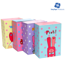 Manufacture Cartoon Magnetic Rigid Box Craft Paper Foldable Gift Box