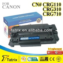 CRG-110/CRG-310/CRG-710 Compatible Toner Cartridge for canon CRG-110/CRG-310/CRG-710