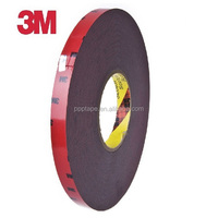 3M 4229P Automotive Pressure Sensitive Acrylic Foam Tape 0.8mm Thickness Grey adhesive