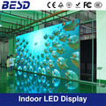 BESD P3 indoor event stage background LED panel display screen module