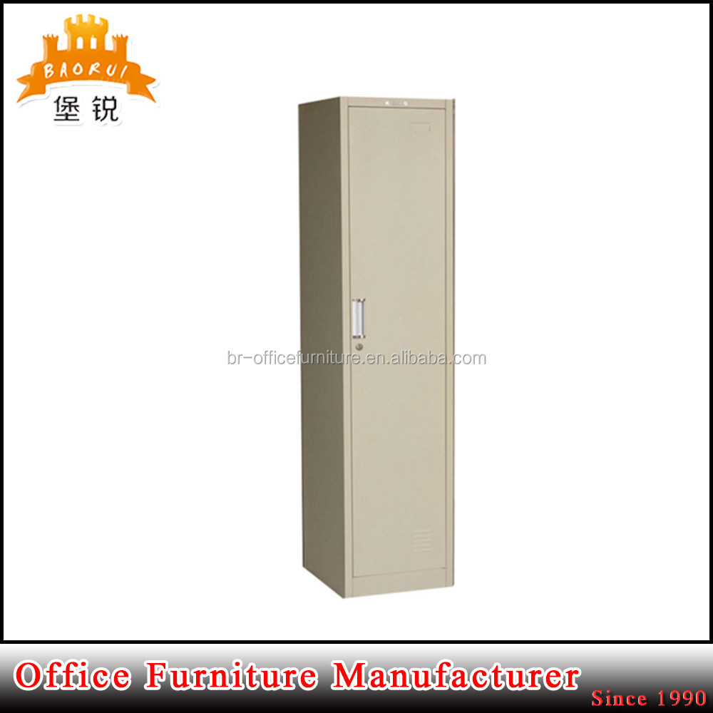 Good quality safe cheap new design single door steel godrej lockers for hanging clothes