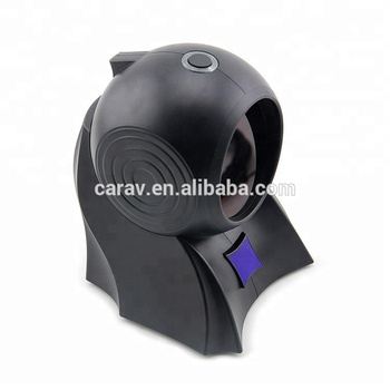 Automatically scanning barcode scanner Omnidirectional scanner