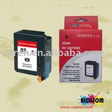 compatible ink cartridge canon BC-02 BX-2 inkjet cartridge