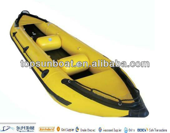 3 person inflatable kayak inflatable fishing kayak inflatable rubber kayak