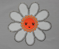 good quality Sunflower light color crystal