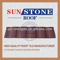 stone for metal red asphalt tiles cost