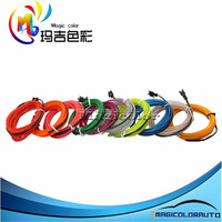 Best Quality 12V/3V Flowing Light EL Wire