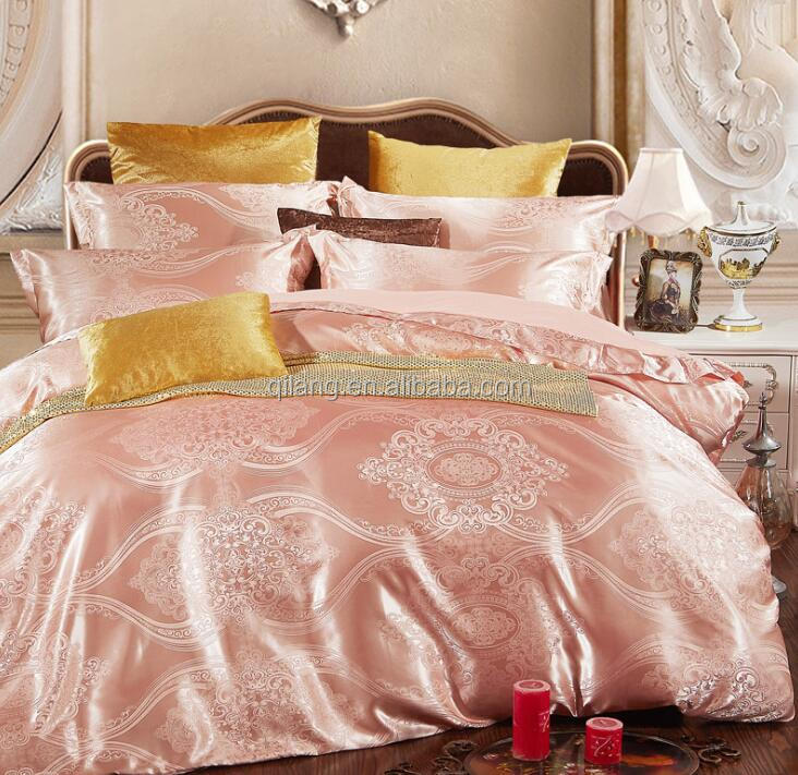 Alibaba China Supplier Wedding Bedding Set Luxury Online Shopping Bed Comforter Set