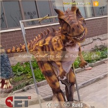CET-H81 Jurassic Park Artificial Moving Adult Robot dinosaur costume for sale