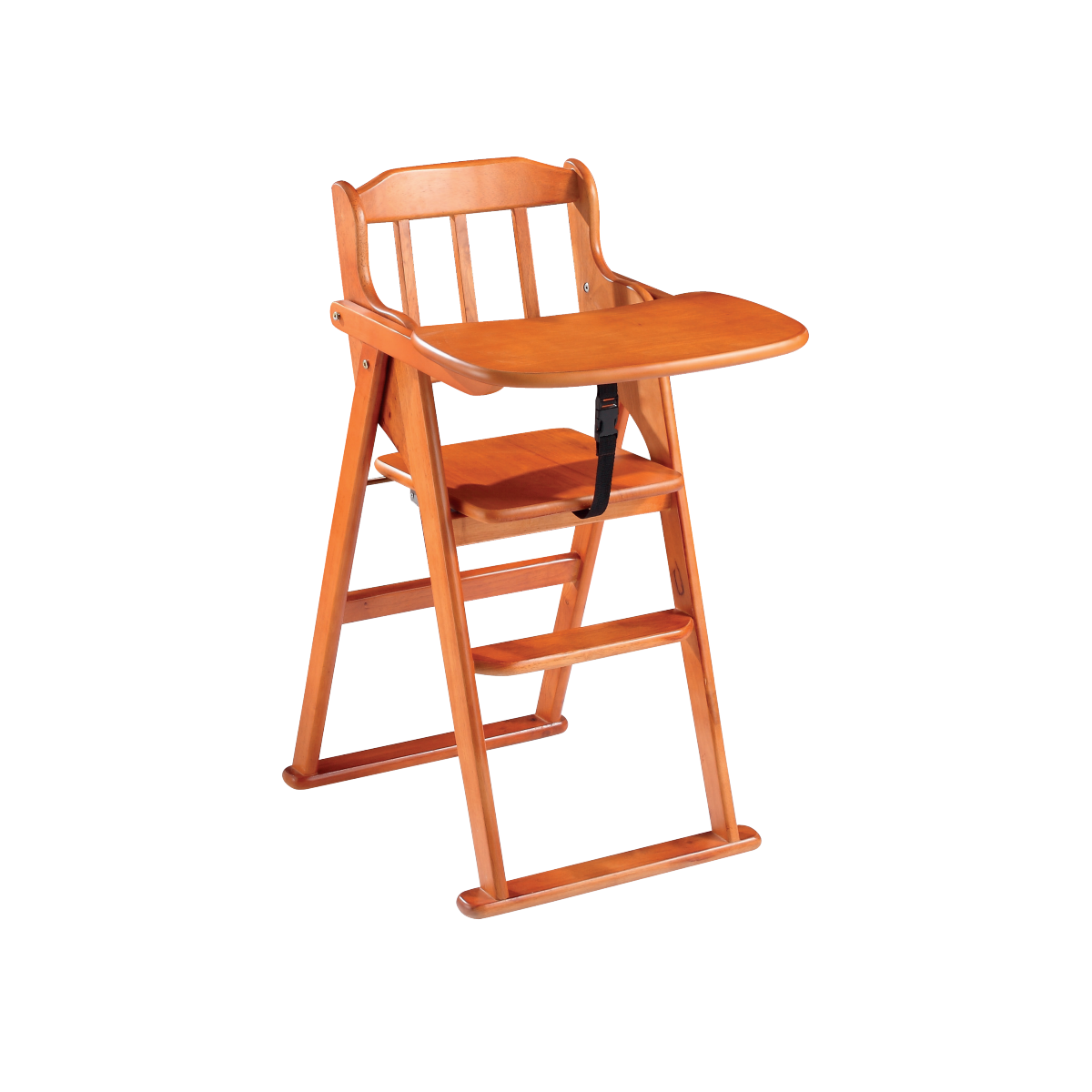 High Quality Solid Wood Baby Feeding Dining High Chair