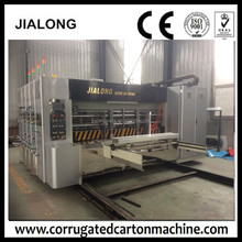 top sellig Full automatic high speed flexo printing/slotting /rotary/die-cutting machine/corrugated carton box machine