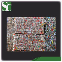 A2203 Recycled Plastic PET Clear Pp