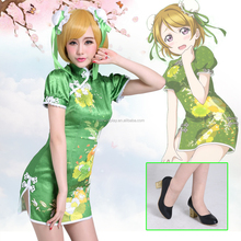Custom Made Sexy Mini Custom Japanese Anime Cosplay Costumes Lovelive Kimono Dress