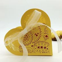 Best selling products personality colors wedding gift box