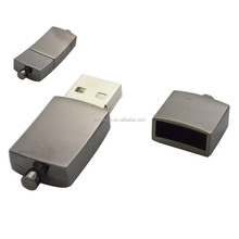 Metal ubs memory stick with keychain buy from china online