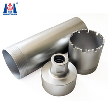 Turbo segments 3 parts 150mm diamond concrete core drill bits