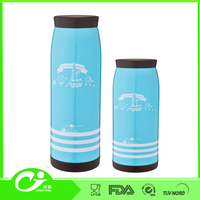 keep cold best price low MOQ 16 OZ 18/8 SS electric thermos flask