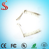 Factory Coiled Phone Cord Rj11 To