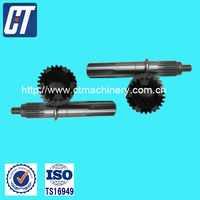 Custom Transmission Spline Shaft With High