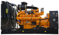CE ISO approved global warranty 40kw 50kva natural gas generator set