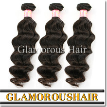 top grade 7A unprocessed 100 human hair weft,Cheap virgin natural wave malaysian hair weave