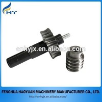 all kinds of cnc machining worm gear and worm gear box worm drive