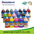 500ml Acrylic paint colorful paint, Non-toxic acrylic paint