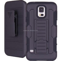 Hard Future Armor Impact Hybrid Hard Case Cover + Belt Clip Holster Kickstand Combo PC Case For Samsung Galaxy Note 4