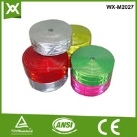 3m clear reflective pvc tape for clothing/car/shoes/gags/gloves