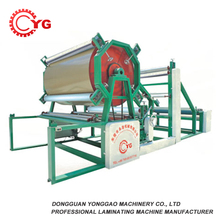 Vertical Roll Nonwoven Fabric Laminating Machine with Water-based Glue