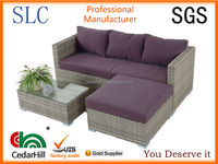 2014Modern wicker sofa set Outdoor Furniture