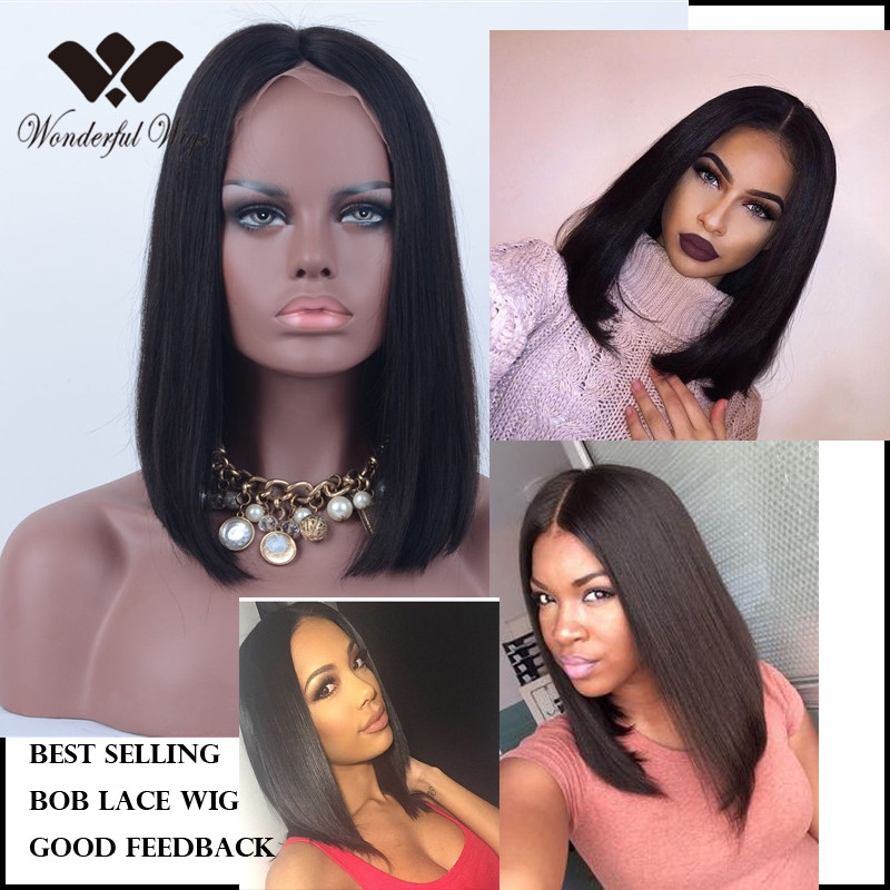 2016 Qingdao Wonderful high quality customized full lace wigs 9A grade100 human hair full lace wig