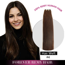Hot Sale ! Reliable hair factory supplier wholesale 14inch 100g remy human hair weft