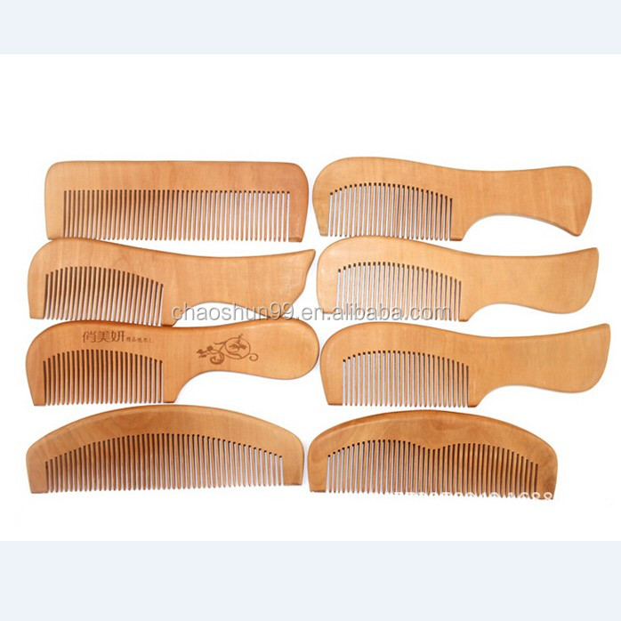 Natural Hair Comb Wholesale Keep Healthy Wooden Comb