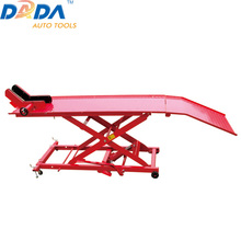 Customized design hydraulic motorcycle lift jack stand table