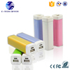 Top grade small 3000 mobile juice power bank