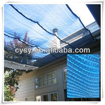 Balcony cover sunshade sun shade net garden greenhouses for Balcony covering nets