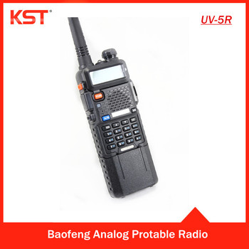 BAOFENG UV-5R Dual Band UHF/VHF Radio 3800mah Battery Upgrade Version