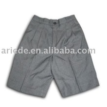Boy uniforme scolaire shorts