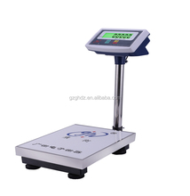 Factory price electronic platform weighing scale 500Kg weighing scale parts