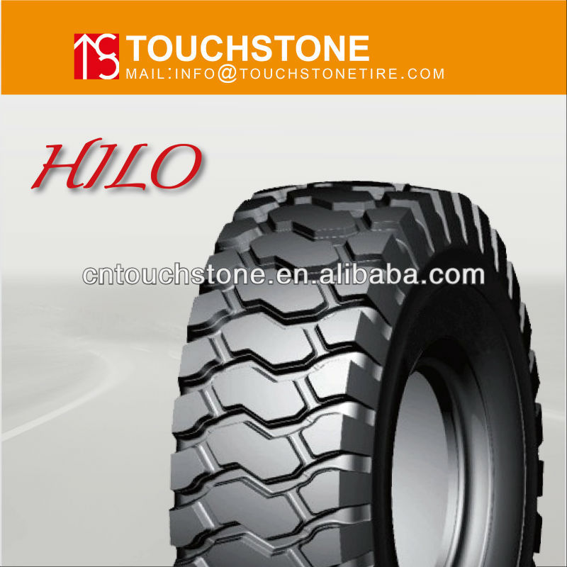 2014 Hot Sell boto otr tyre with Hilo Brand 14.00R24 14.00R25 16.00R25