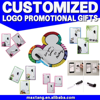 Promotion Gift Set Stand Led Writing Board, Fridge Magnetic Board Digital Writing Slate Lcd Board