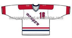 2013 Custom Sublimation Ice Hockey For Hot Sale