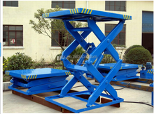China lift manufacturerelectric hydraulic lift/scissor fixed lifting equipment/car lift