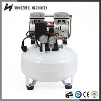 Factory cheap hot selling oil free mini silent air compressor