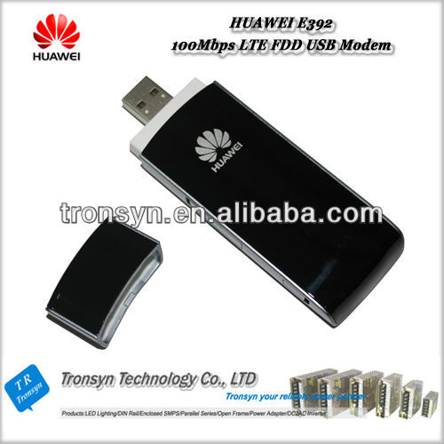 Original Unlock LTE 100Mbps Best Price 4G USB Modem AND E392 4G LTE Modem
