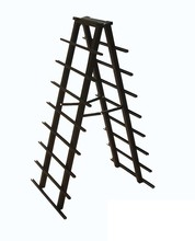 china suppliers floding tile rack/ display stands for tiles used