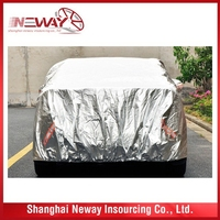 New Arrival trade assurance folding polyester car cover