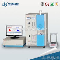 reliable reputation Coal sulfur analyzer for Vermicular cast iron